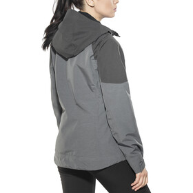 Meru Perpignan Jacket Women Dark Grey
